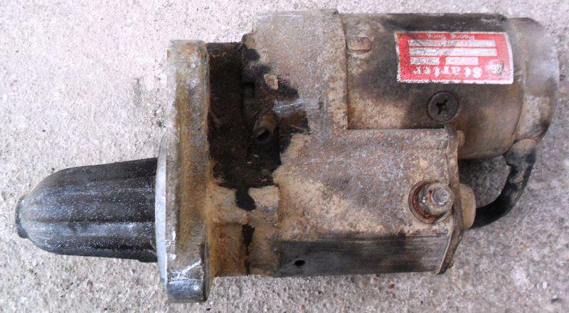 Motor de arranque kia pregio 2 7 d 031114200 ok60a18400 for Sillas para kia pregio